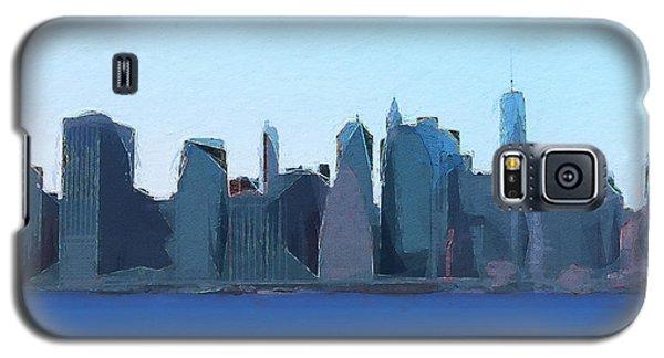Manhattan 2014 Galaxy S5 Case