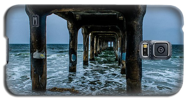 Manhattan Beach Peir Galaxy S5 Case