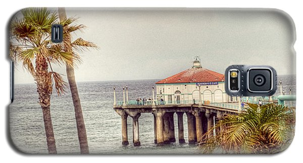 Manhattan Beach Pier Galaxy S5 Case