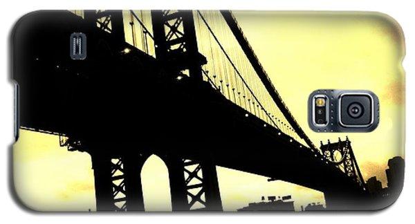 Manhattan Bridge Galaxy S5 Case