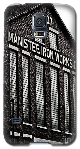Manistee Iron Works Galaxy S5 Case by Randall  Cogle