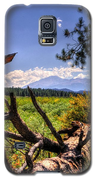 Manitou Lake 11927 Galaxy S5 Case