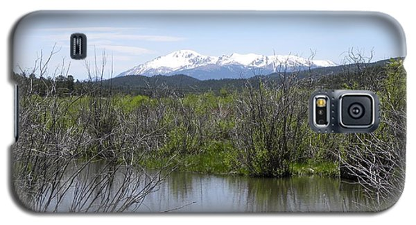 Lake Manitou Sp Woodland Park Co Galaxy S5 Case