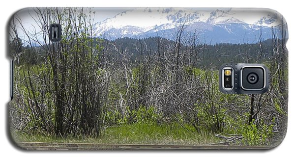 Lake Manitou Sp Woodland Park Co Galaxy S5 Case