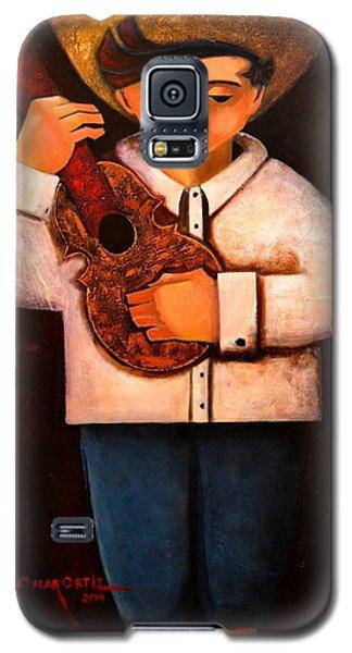 Manolito El Cuatrista 1942 Galaxy S5 Case