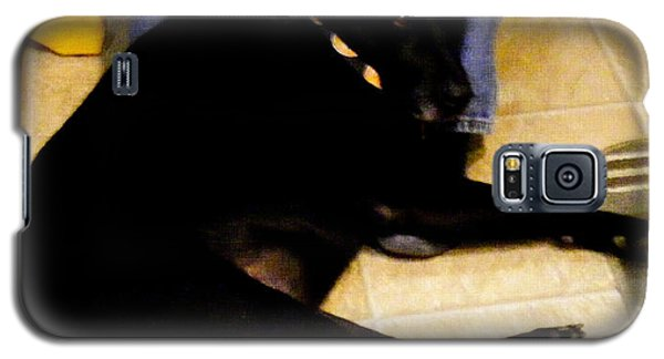 Man's Best Friend Galaxy S5 Case by Barbara Griffin