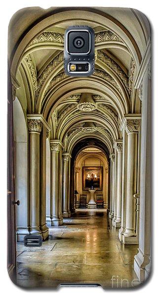 Mansion Hallway Galaxy S5 Case by Adrian Evans