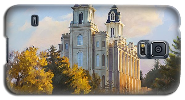Manti Temple Galaxy S5 Case
