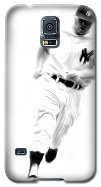 Mantles Gate  Mickey Mantle Galaxy S5 Case