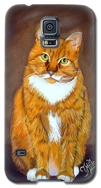 Manx Cat Galaxy S5 Case