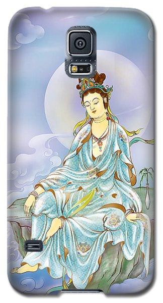 Many Treasures Avalokitesvara  Galaxy S5 Case