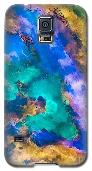 Map Of The Tribe Galaxy S5 Case