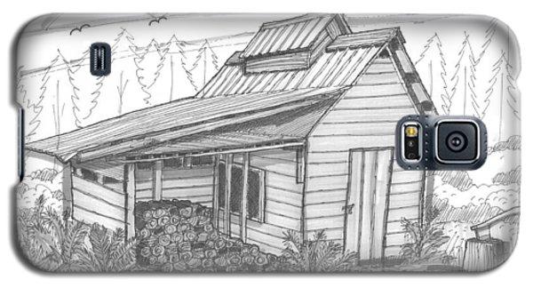 Maple Sugar House Galaxy S5 Case