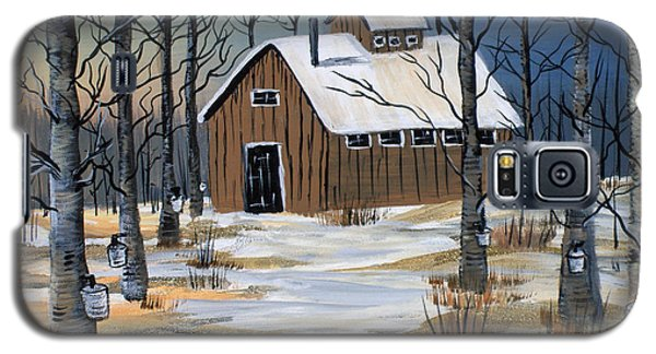 Maple Syrup Shack Galaxy S5 Case