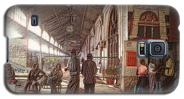 Maputo Railway Station Galaxy S5 Case
