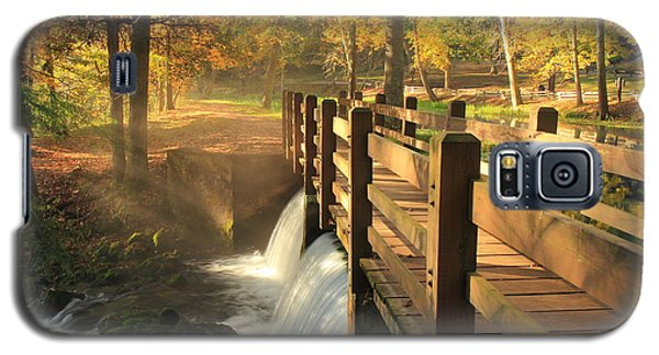 Maramec Bridge And Falls Galaxy S5 Case