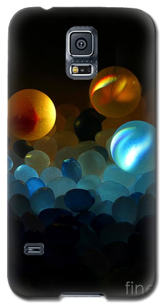 Galaxy S5 Case featuring the photograph Marble-2 by Tad Kanazaki