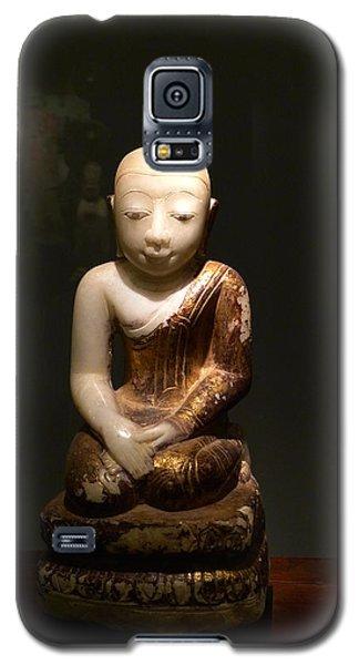 Buddhist Figure   Galaxy S5 Case