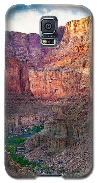 Marble Cliffs Galaxy S5 Case