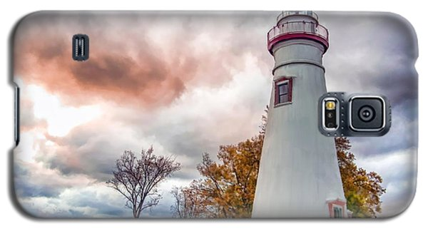 Marble Head Lighthouse Galaxy S5 Case