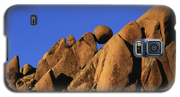 Marble Rock Formation Normal Galaxy S5 Case