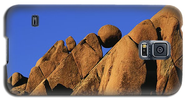 Marble Rock Formation Pano Galaxy S5 Case