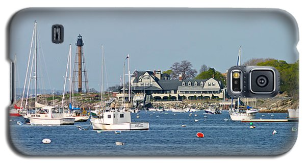 Marblehead Light And Yacht Club Galaxy S5 Case