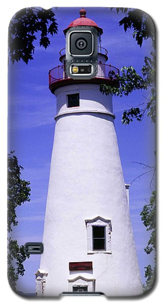 Marblehead Light Galaxy S5 Case