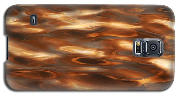 Marbleized Waters Galaxy S5 Case by Lorenzo Cassina