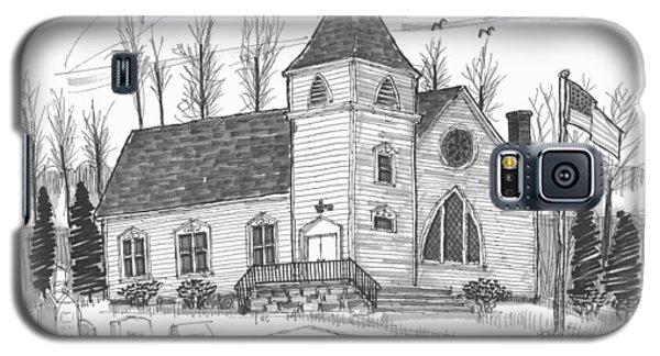 Marbletown Church Galaxy S5 Case