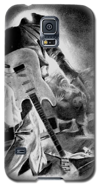 Marc Bolan On Stage Galaxy S5 Case