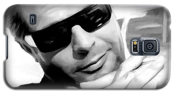 Marcello Mastroianni Portrait Galaxy S5 Case