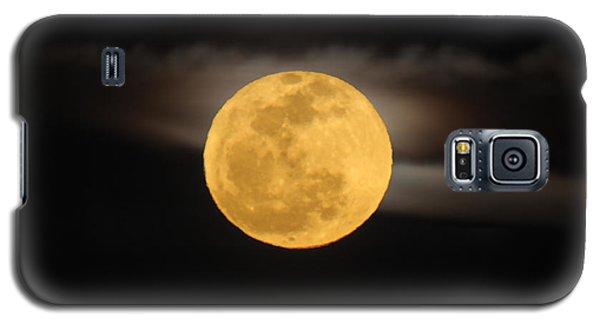 March Full Moon Galaxy S5 Case