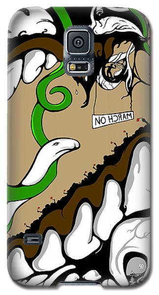 March On Galaxy S5 Case