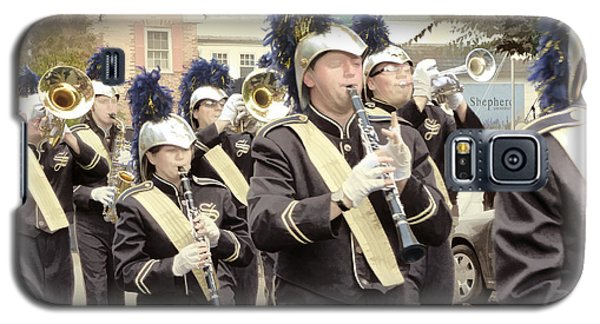Marching Band - Shepherd University Ram Band At Homecoming 2012 Galaxy S5 Case