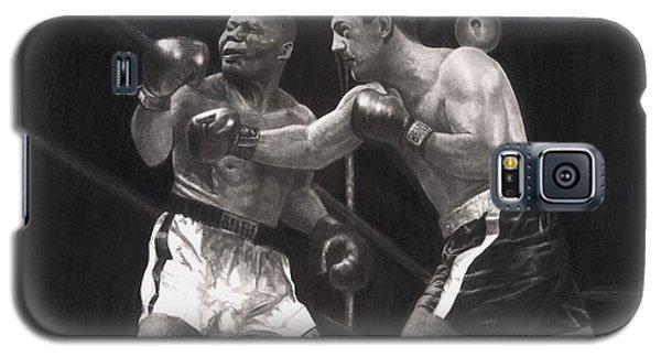 Sport Art Galaxy S5 Case - Marciano Kayos Walcott by Noe Peralez