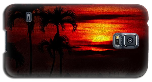 Marco Island Sunset 59 Galaxy S5 Case