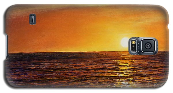 Marco Island Sunset Galaxy S5 Case