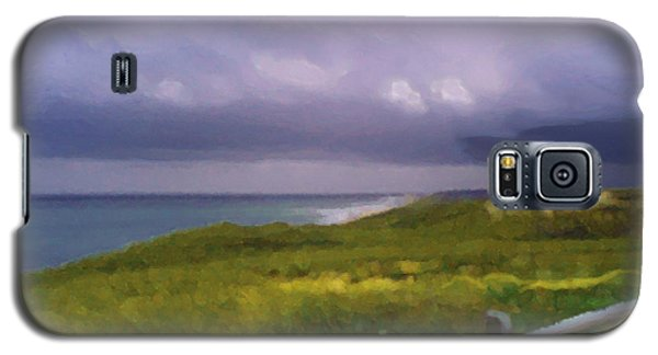 Galaxy S5 Case featuring the digital art Marconi Squall by David Klaboe
