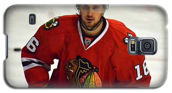 Galaxy S5 Case featuring the photograph Marcus Kruger by Melissa Goodrich
