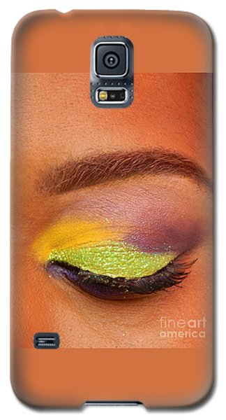 Mardi Gras 2014 Eye See Colors Of Mardi Gras Galaxy S5 Case
