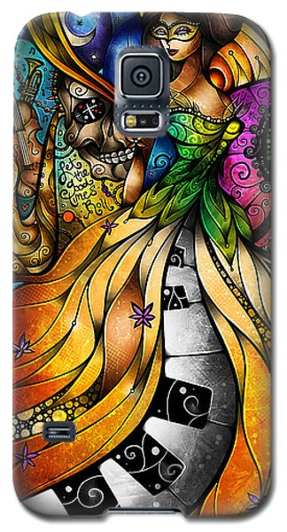 Mardi Gras 2014 Galaxy S5 Case