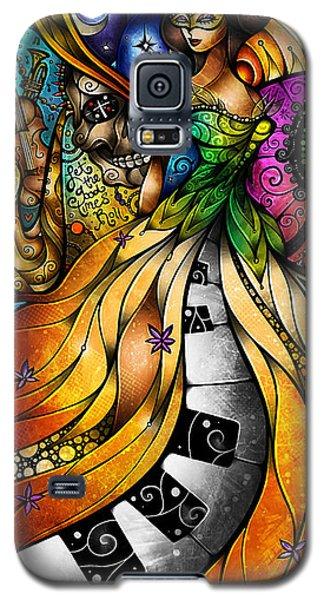 Mardi Gras 2014 Galaxy S5 Case