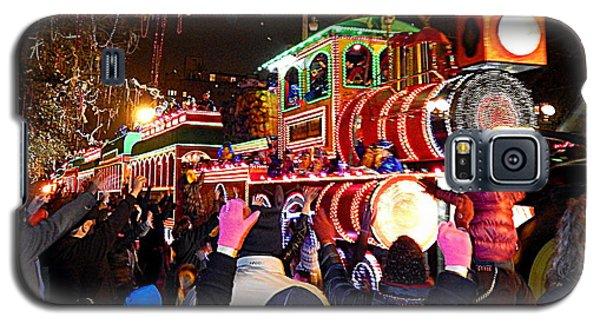 New Orleans Mardi Gras 2014 Orpheus Super Float Smokey Mary Galaxy S5 Case