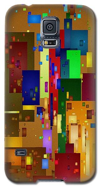Mardi Gras Galaxy S5 Case