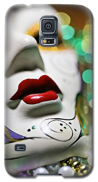 Mardi Gras II Galaxy S5 Case