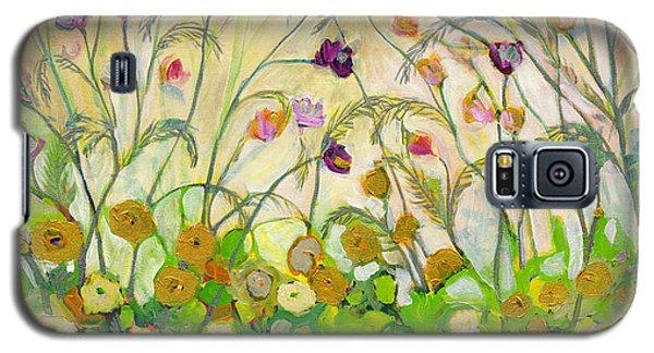 Impressionism Galaxy S5 Case - Mardi Gras by Jennifer Lommers