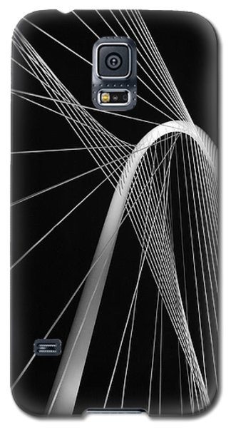 Margaret Hunt Hill Bridge Dallas Texas Galaxy S5 Case