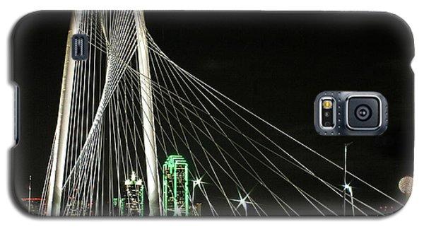 Margaret Hunt Hill Bridge Galaxy S5 Case