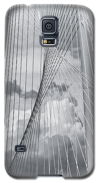 Margaret Hunt Hill Bridge Galaxy S5 Case by Joan Carroll